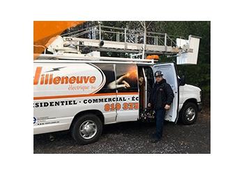 Trois Rivieres electrician Villeneuve Electrique, Inc.
