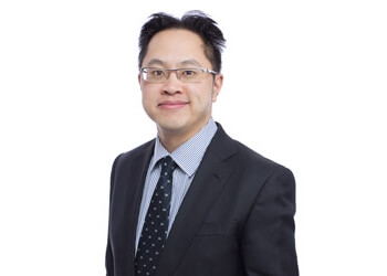 Sherwood Park divorce lawyer Vincent Tong