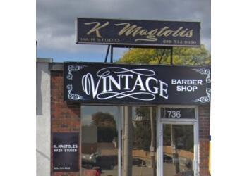 Hamilton barbershop Vintage Barber Shop
