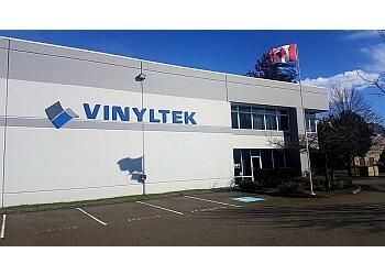 Delta window company Vinyltek Windows