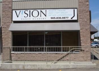 Newmarket dance school Vision Dance Academy
