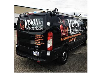 Kelowna plumber Vision Mechanical Ltd