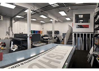 Kamloops sign company Visual Signs & Printing