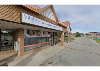 Hamilton sleep clinic VitalAire