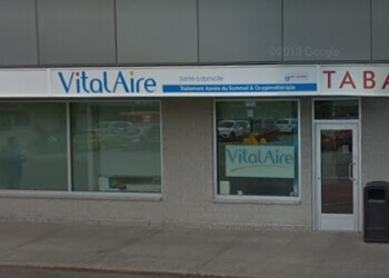 Quebec sleep clinic VitalAire