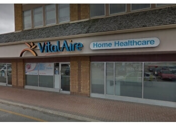 Winnipeg sleep clinic VitalAire