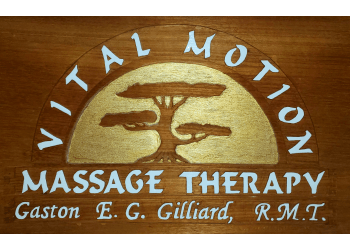 Prince George massage therapy Vital Motion Massage Therapy