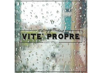 Blainville window cleaner Vite'Propre Nettoyage Étudiant