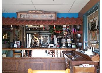 Richmond cafe VIVA JAVA ROASTING HOUSE