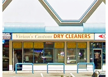 Delta dry cleaner Vivian's Custom Cleaners