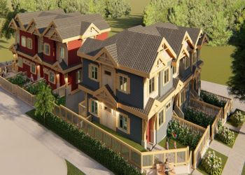 Richmond residential architect VividGreen Architecture Inc.