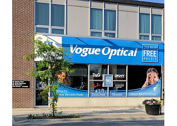Fredericton optician Vogue Optical