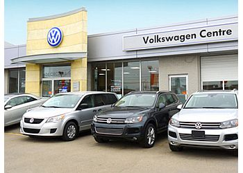 Saskatoon car dealership Volkswagen Centre of Saskatoon