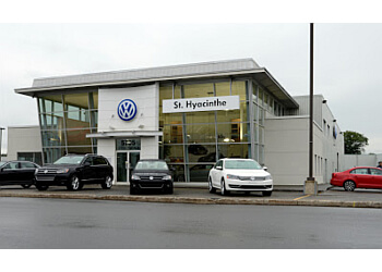 Saint Hyacinthe car dealership Volkswagen St-Hyacinthe