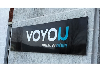 Blainville advertising agency Voyou - Creative Performance