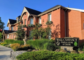 Guelph funeral home WALL-CUSTANCE FUNERAL HOME & CHAPEL