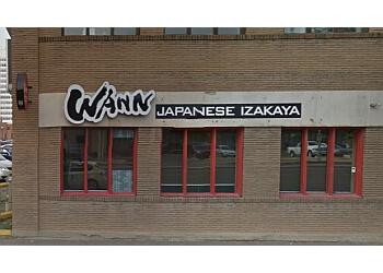 Regina japanese restaurant WANN IZAKAYA