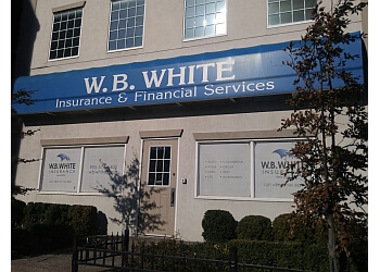 Oshawa insurance agency W.B. White Insurance Ltd.