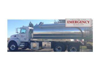 Guelph septic tank service WEBER ENVIRONMENTAL SERVICES