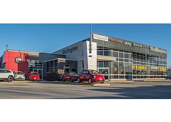 Guelph car dealership WELLINGTON CHRYSLER DODGE JEEP RAM