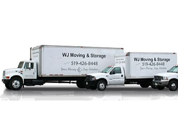 Norfolk moving company W J Moving & Storage