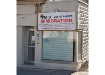 Niagara Falls immigration consultant WORLD ACCESS IMMIGRATION SERVICES