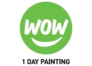Edmonton painter WOW 1 DAY PAINTING
