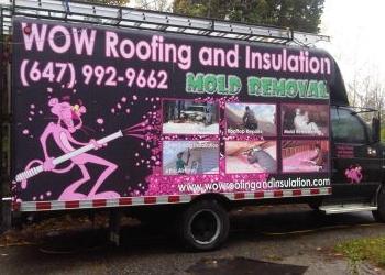 Richmond Hill roofing contractor WOW Roofing and Insulation