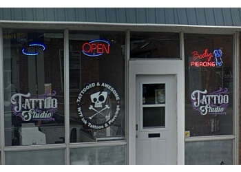 Norfolk tattoo shop WTF Ink tattoos & Piercings