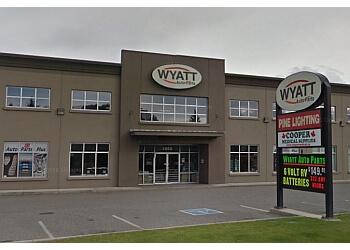 Kelowna auto parts store WYATT Auto Parts