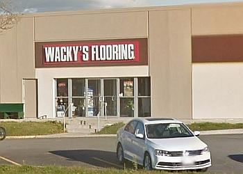 Saint John flooring company Wacky's Flooring