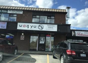 Sudbury bbq restaurant Wagyu japanese BBQ izakaya