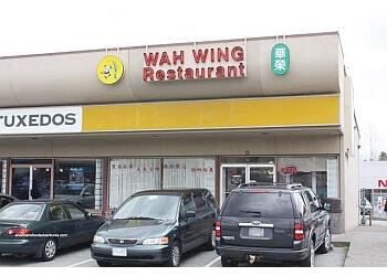 Port Coquitlam chinese restaurant Wah Wing restaurant