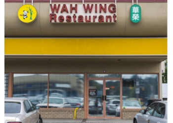 Port Coquitlam chinese restaurant Wah Wing restaurant