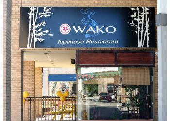 London japanese restaurant Wako Japanese Restaurant