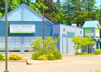 Barrie notary public Wall-Armstrong & Green