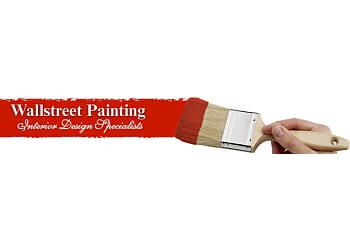 Lethbridge painter Wallstreet Painting
