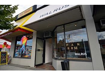 Vancouver gift shop Walrus Design Inc.