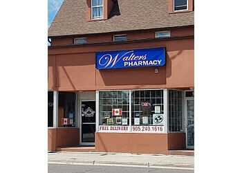 Oshawa pharmacy Walters Pharmacy