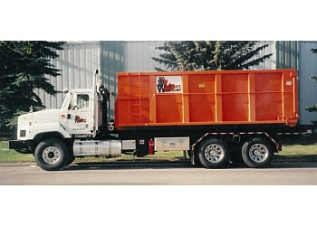Red Deer junk removal Walway Waste Management Inc.