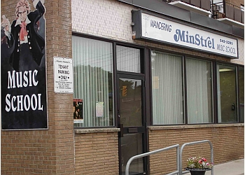 Mississauga music school Wandering Minstrel Music School