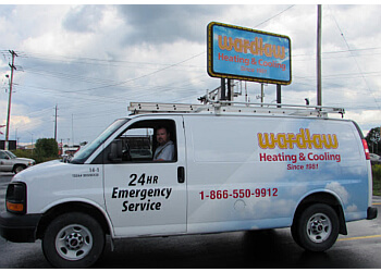 Sault Ste Marie hvac service Wardlaw Heating & Cooling Inc.