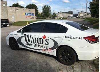 London driving school Wards New Drivers Inc