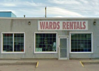 Lethbridge event rental company Wards Rentals