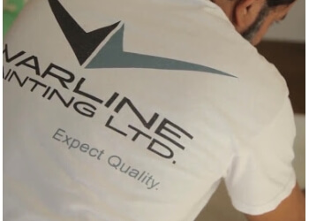 Surrey painter Warline Painting Ltd.