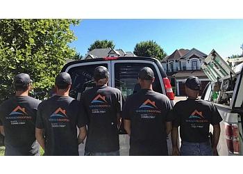 Aurora roofing contractor Warner Roofing Inc.