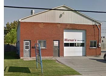 Orillia auto body shop Warner's Collision Centre Ltd.