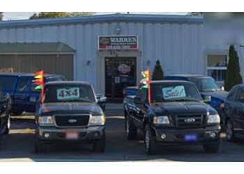 Cambridge car repair shop Warren Auto & Truck Service