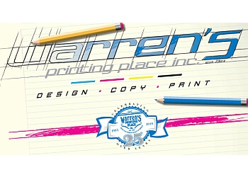 Warren's Printing Place Inc. Whitby Printers