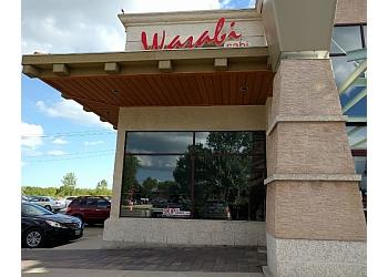 Winnipeg sushi Wasabi Sabi